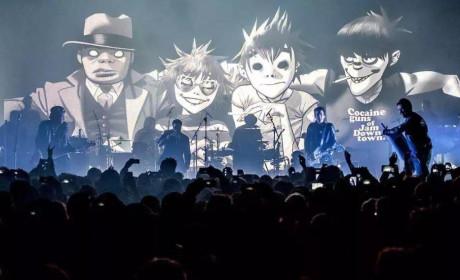 本世纪最出色的虚拟乐队