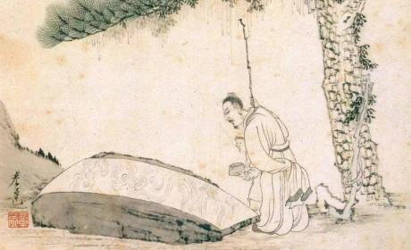 温庭筠:一个明明可以靠才华吃饭,却要靠作弊来反抗社会的词人!