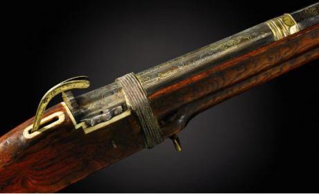 为什么古中国的枪炮比不上洋枪?