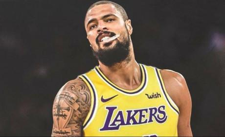 詹姆斯不是NBA第一人了,他没能力为湖人带来胜利