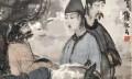 他画的国画价值高达两亿,徐悲鸿却曾为他卖画募款。