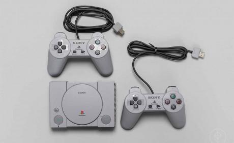 """PlayStation Classic评测:一个塞满各种不足以被称为""""经典""""作品的塑料壳子"""