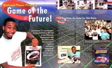 梦回 1997 任天堂未来游戏设计大赛