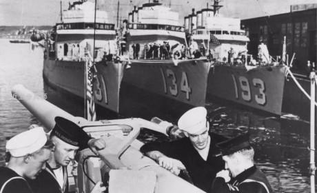 表兄弟明算账:二战英国用殖民地换老式驱逐舰