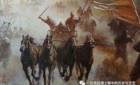郑庄公 —— 小国里出的大政治家