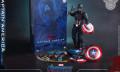 《复仇者联盟4》只有钢铁侠有双版本?图样!Hottoys美国队长也有特别版