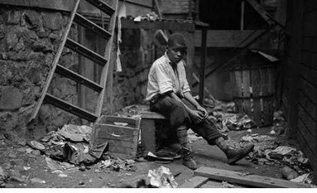 美国60年代反主流和平权对美国黑人造成了怎样消极的影响