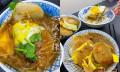 干煎、羹汤都可以!水仙宫市场旁人气QQ米粿+蛋焦香超好吃