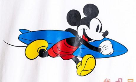 大人与小孩的共同回忆!阿迪达斯 x 迪士尼联名T恤开箱
