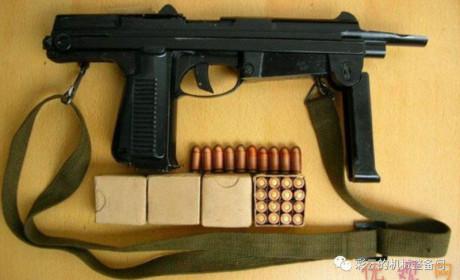 仿PM-63的82式轻型冲锋枪为何不受部队欢迎 因为会打脸