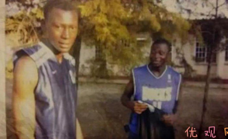 NBA球员俾斯麦·比永博 非洲娃分享遇上伯乐马里奥·帕尔马
