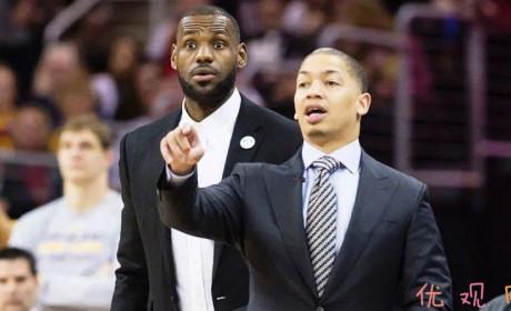 篮球教练泰伦·卢 谁是最可能改写洛城德比结局的人