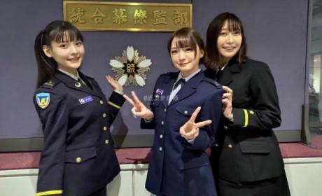 """日本自卫队邀请""""政委""""去参观吗 趣谈自卫队请美女明星拉人气"""