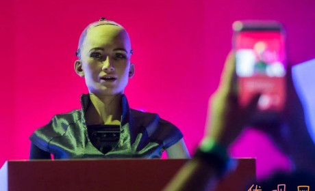 扬言摧毁人类的索菲娅 2021汉森机器人公司将开始量产
