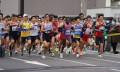 日本马拉松选手川内优辉 追逐突破2:07