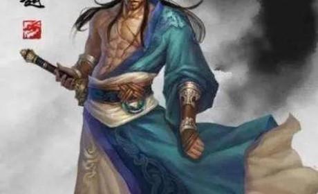 东汉剑客王越 大汉虎贲是帝王师祖