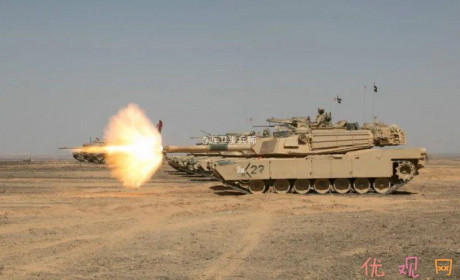 """前往波兰演习的美军骑1师 已整合坦克王牌""""狂怒"""""""