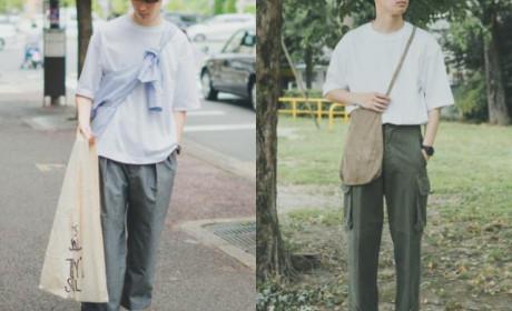 9种日系文青穿搭必备单品 简约单品穿出时尚感