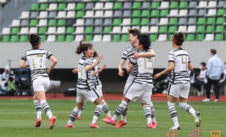 韩国女足留洋进步飞快 引进外援或将超越中国女足