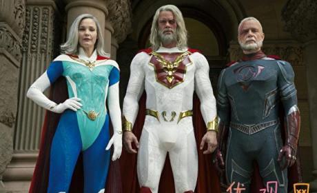 《朱比特传奇》影评 超级英雄也会面临世代冲突