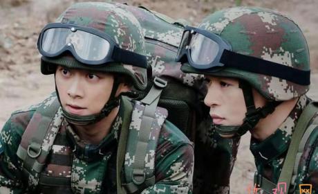 李易峰最新电视剧《号手就位》 李易峰扮演火箭兵夏拙尽显男儿本色