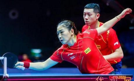 刘诗雯错过东京奥运会单打机会 被派到混双惹争议