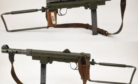 """古斯塔夫M/45冲锋枪 生于北欧征战世界的""""瑞典-K"""""""