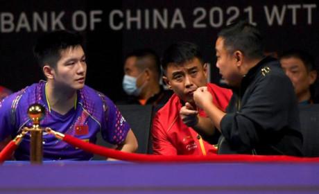 国乒奥运主力对抗 国乒众将调整好心态准备比赛