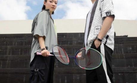 乒乓球混双冠军接受采访 黄雅琼与郑思维永不服输